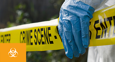 Crime Scene & Trauma Clean Up