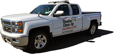 Disaster Clean-Up Truck